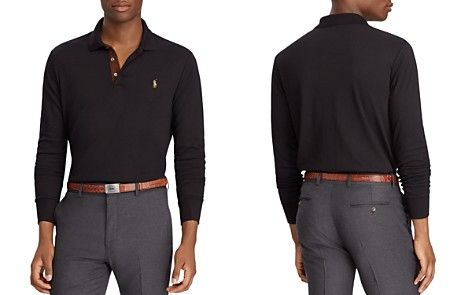 Polo Ralph Lauren Classic Fit Long-Sleeve Polo Shirt - Bloomingdale's_2