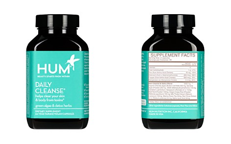 HUM Nutrition Daily Cleanse® - Clear Skin & Acne Supplement - Bloomingdale's_2