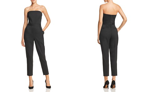 Theory City Strapless Jumpsuit - Bloomingdale's_2