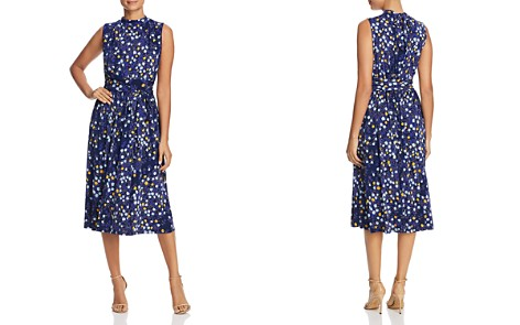 Leota Mindy Printed Midi Dress - Bloomingdale's_2