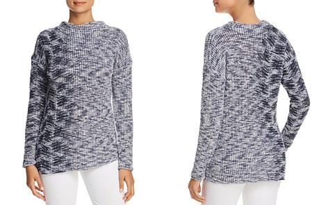 NIC+ZOE Petites Coming Along Asymmetric Knit Top - Bloomingdale's_2