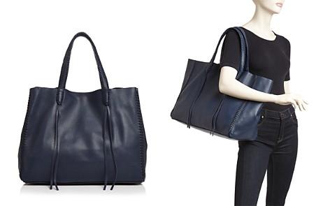 Callista Iconic Medium Leather Tote - Bloomingdale's_2