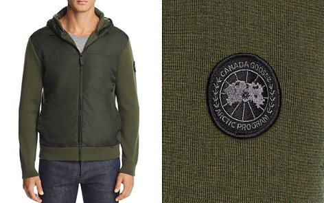 Canada Goose Windbridge Mixed-Media Hoodie - Bloomingdale's_2