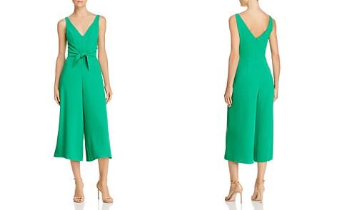 Amanda Uprichard Charter Tie-Front Wide-Leg Jumpsuit - Bloomingdale's_2
