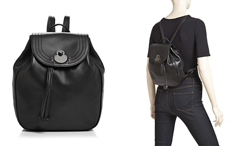 Longchamp Cavalcade Small Leather Backpack - Bloomingdale's_2