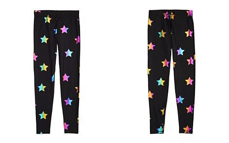 Terez Girls' Rainbow Foil Star Leggings - Big Kid - Bloomingdale's_2