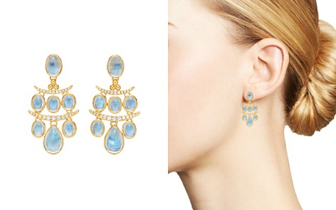 Temple St. Clair 18K Yellow Gold Seta Small Moon Blue Moonstone & Diamond Drop Earrings - Bloomingdale's_2