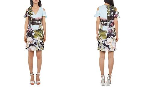 Ted Baker Lilaa Windermere Cold-Shoulder Dress - Bloomingdale's_2