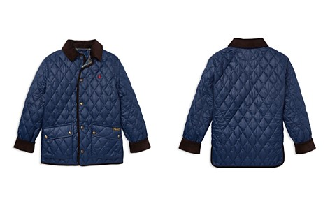 Polo Ralph Lauren Boys' Quilted Kempton Car Jacket - Big Kid - Bloomingdale's_2