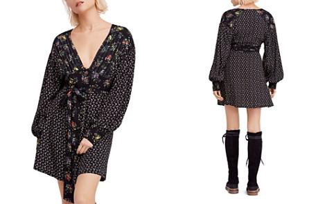 Free People Wonderland Mini Dress - Bloomingdale's_2