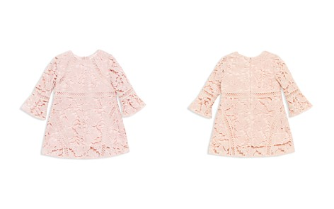 Bardot Junior Girls' Charli Lace Bell-Sleeve Dress - Baby - Bloomingdale's_2