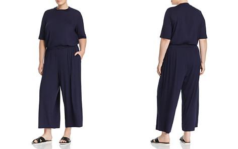 Eileen Fisher Plus Wide-Leg Jumpsuit - Bloomingdale's_2