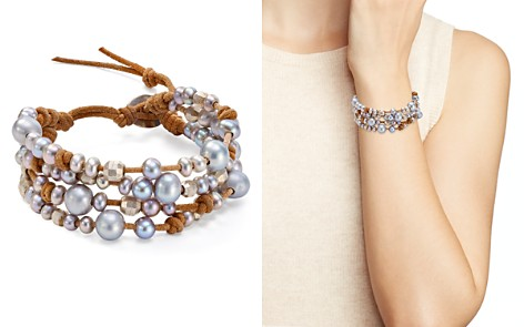 Chan Luu Multi Strand Cultured Freshwater Pearl Bracelet - Bloomingdale's_2