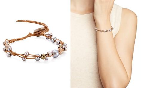 Chan Luu Cultured Freshwater Pearl Wrap Bracelet - Bloomingdale's_2