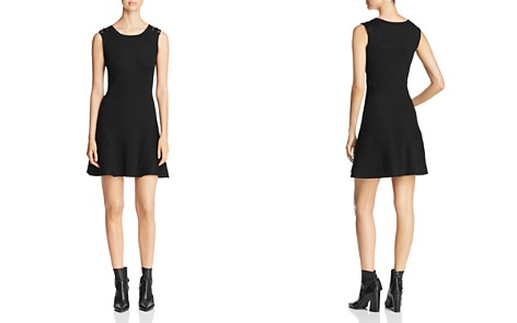 Love Scarlett Lace-Up Fit-and-Flare Dress - Bloomingdale's_2