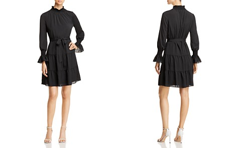 Le Gali Alix Ruffle-Trim Dress - 100% Exclusive - Bloomingdale's_2