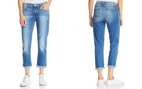 PAIGE Brigitte Boyfriend Jeans in Madera - Bloomingdale's_2