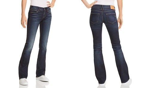 True Religion Becca Perfect Bootcut Jeans in Old School Navy - Bloomingdale's_2
