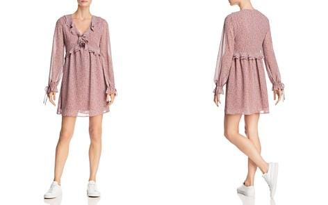 Lost + Wander Lovestoned Ruffled Floral-Print Mini Dress - Bloomingdale's_2