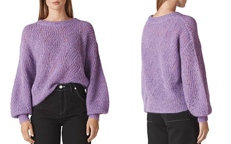 Whistles Sophia Textured Sweater - Bloomingdale's_2