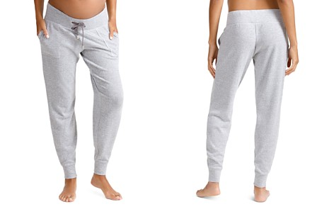 Ingrid & Isabel Maternity Jogger Pants - Bloomingdale's_2