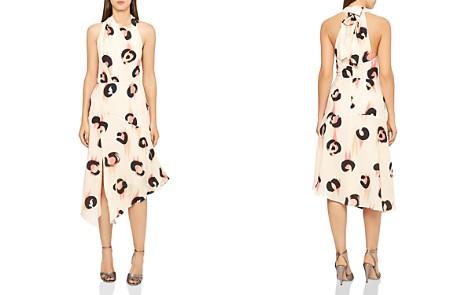 REISS Roya Printed Chiffon Dress - Bloomingdale's_2
