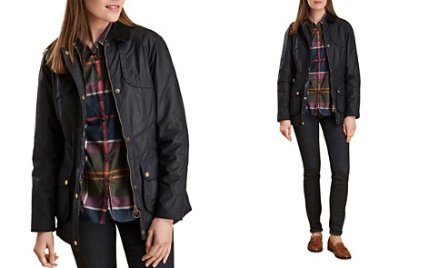 Barbour Ambleside Waxed Jacket - Bloomingdale's_2