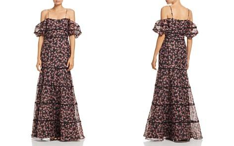 Keepsake One Love Floral Print Gown - Bloomingdale's_2