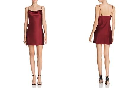 CAMI NYC Axel Silk Mini Dress - Bloomingdale's_2