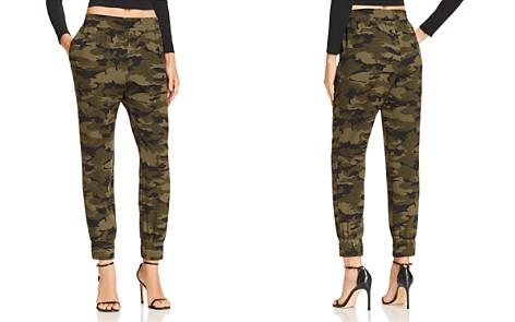 AQUA Camo Jogger Pants - 100% Exclusive - Bloomingdale's_2