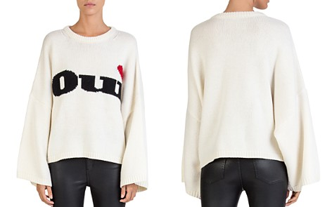 The Kooples Oui Sweater - Bloomingdale's_2
