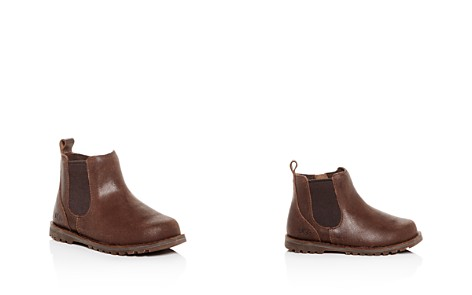 UGG® Boys' Callum Cracked Leather Boots - Walker, Toddler - Bloomingdale's_2
