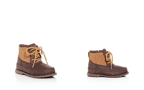 UGG® Boys' Bradley Nubuck Leather & Suede Boots - Walker, Toddler - Bloomingdale's_2