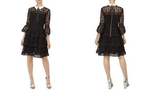 Ted Baker Starh Lace Tiered Dress - Bloomingdale's_2