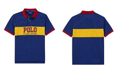 Polo Ralph Lauren Boys' Contrast Performance Polo - Big Kid - Bloomingdale's_2