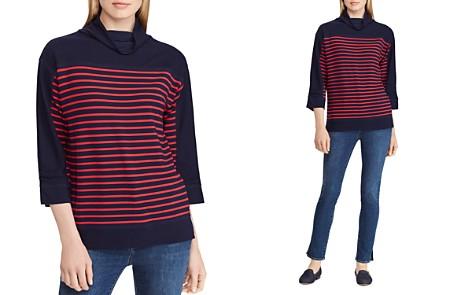 Lauren Ralph Lauren Striped Boxy Top - Bloomingdale's_2