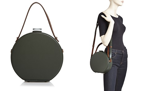 Nico Giani Tunilla Large Circle Leather Shoulder Bag - Bloomingdale's_2