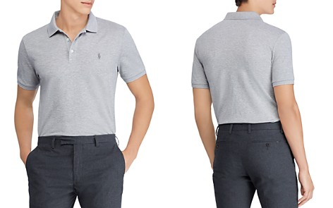 Polo Ralph Lauren Stretch Mesh Classic Fit Polo Shirt - Bloomingdale's_2