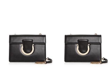 Salvatore Ferragamo Thalia Medium Leather Convertible Shoulder Bag - Bloomingdale's_2