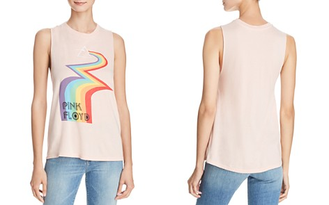 Daydreamer Band Rainbow Muscle Tank - Bloomingdale's_2