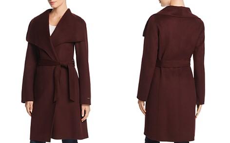 T Tahari Ellie Wrap Coat - Bloomingdale's_2