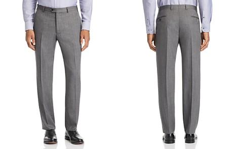 Emporio Armani Regular Fit Suit Pants - Bloomingdale's_2