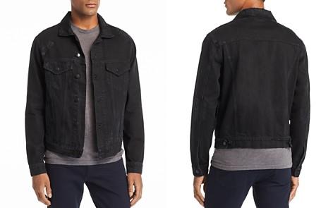 Iro Tanet Distressed Denim Jacket - Bloomingdale's_2