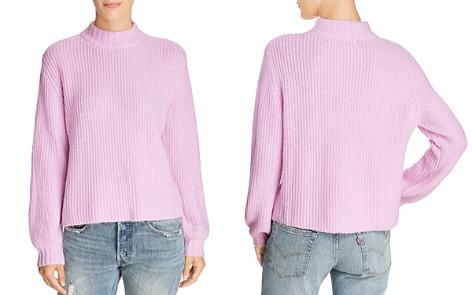 John and Jenn Maxwell Mock-Neck Sweater - 100% Exclusive - Bloomingdale's_2