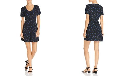 Sadie & Sage Short-Sleeve Floral-Print Dress - Bloomingdale's_2