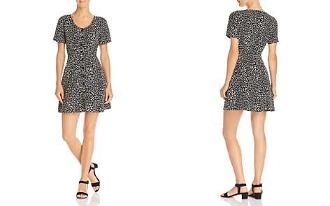 Sadie & Sage Short-Sleeve Printed Dress - Bloomingdale's_2
