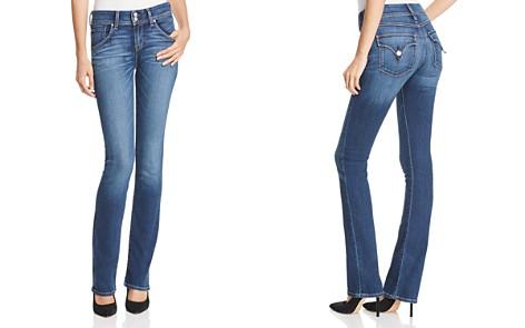 Hudson Beth Mid Rise Boot Jeans in Fenimore - Bloomingdale's_2