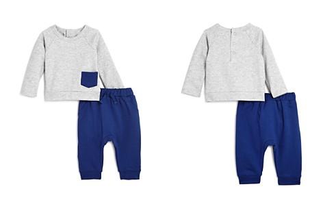 Bloomie's Boys' Sweatshirt & Joggers Set, Baby - 100% Exclusive - Bloomingdale's_2