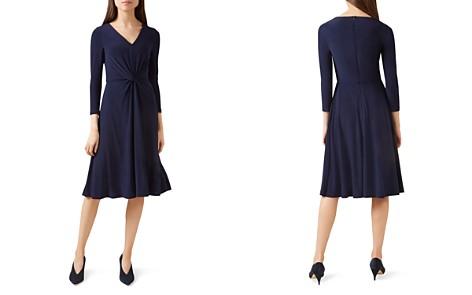 HOBBS LONDON Araminta Twist-Front Dress - Bloomingdale's_2