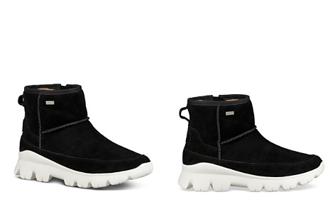 UGG® Women's Palomar Leather Sneaker Booties - Bloomingdale's_2